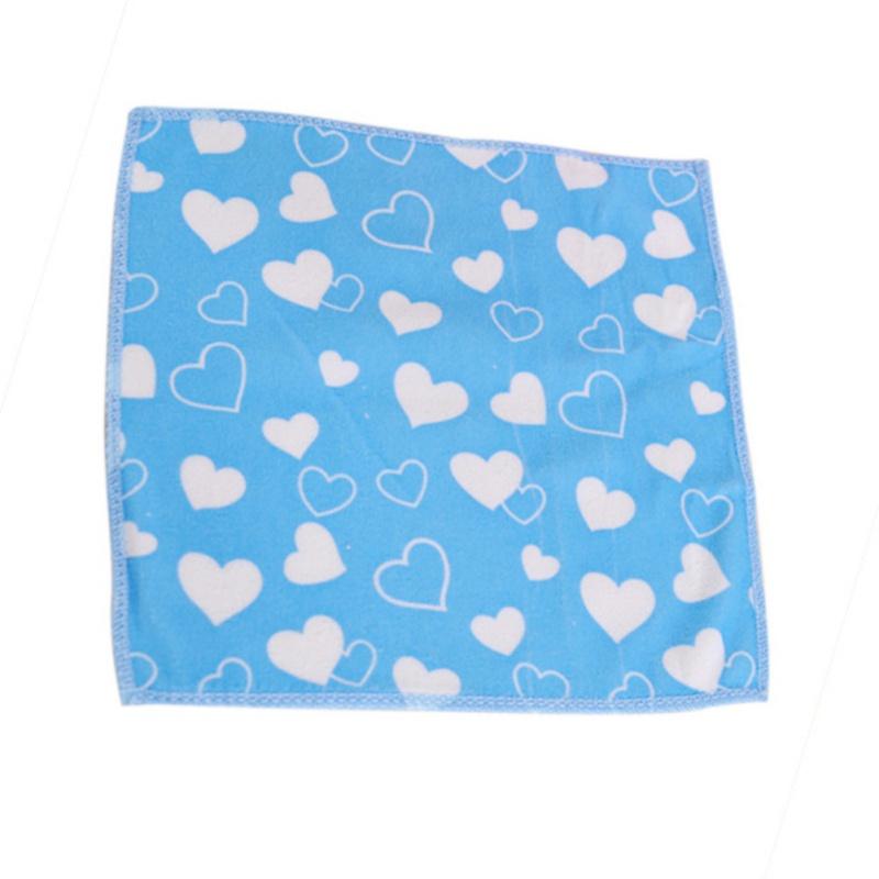 Baby Infant Newborn Soft Microfiber Bath Towel Washcloth Blanket Feeding Cloth